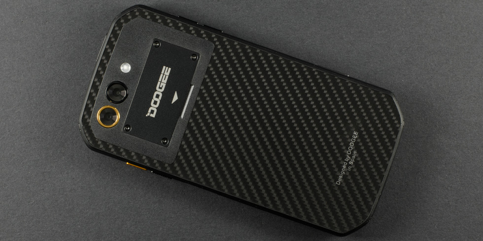 Doogee S30 Review - Design and layout