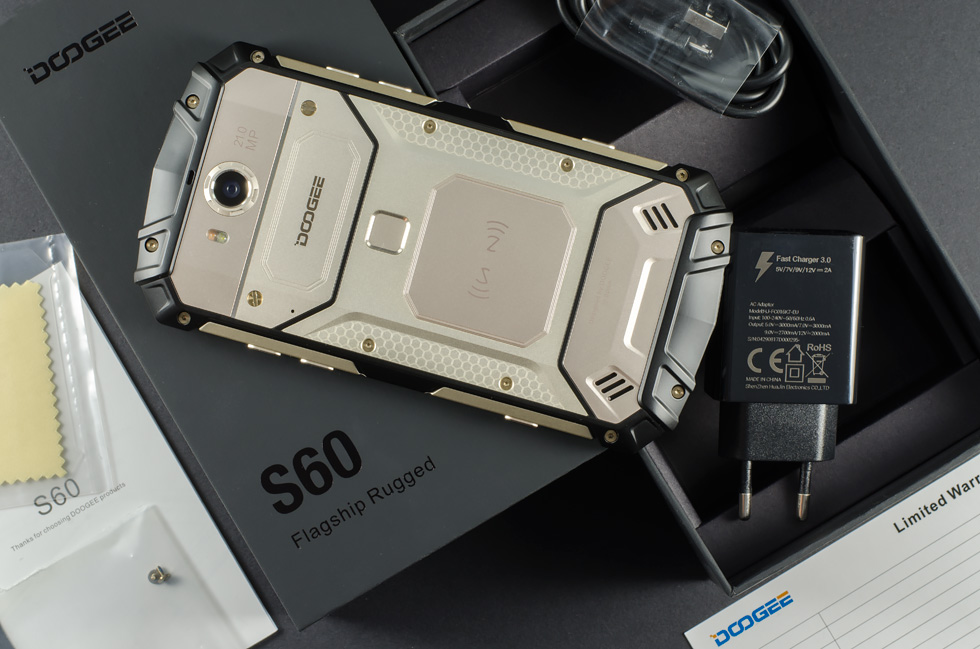 Doogee S60 Review