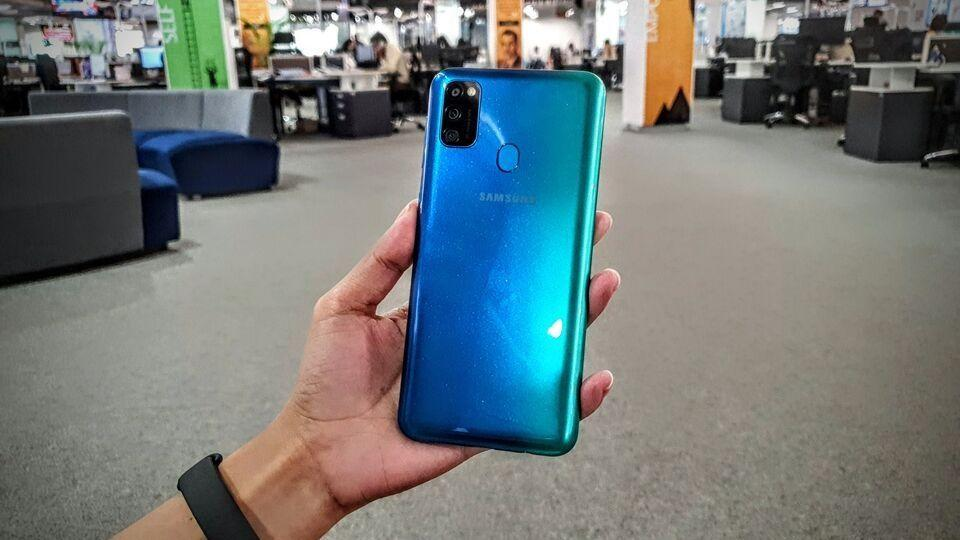 Galaxy M30s, Samsung launches 6,000mAh battery phone in India