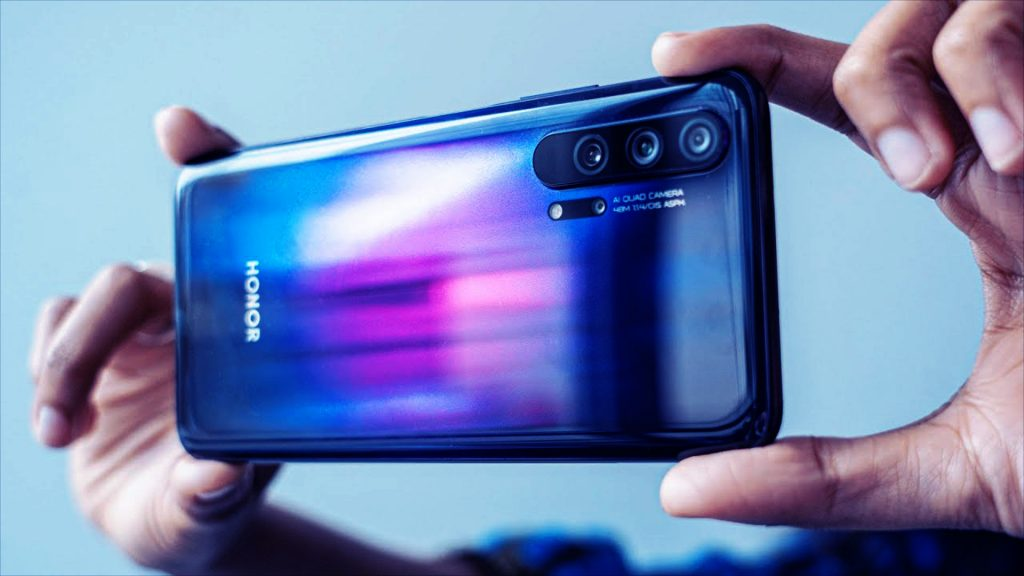 Honor 20 Pro Hands-On and Review: It's not a flagship phone - #TY