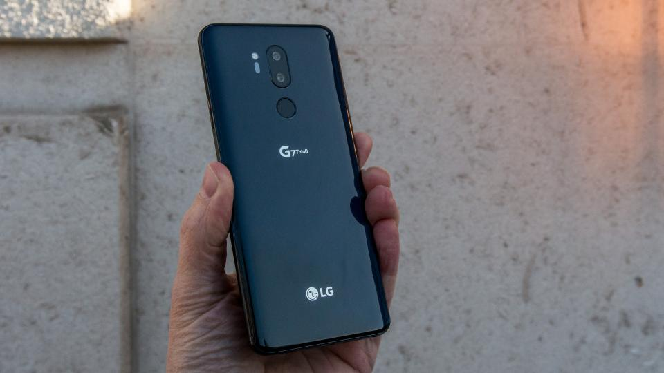 LG G7 ThinQ review: Excellent value, but falls marginally short of