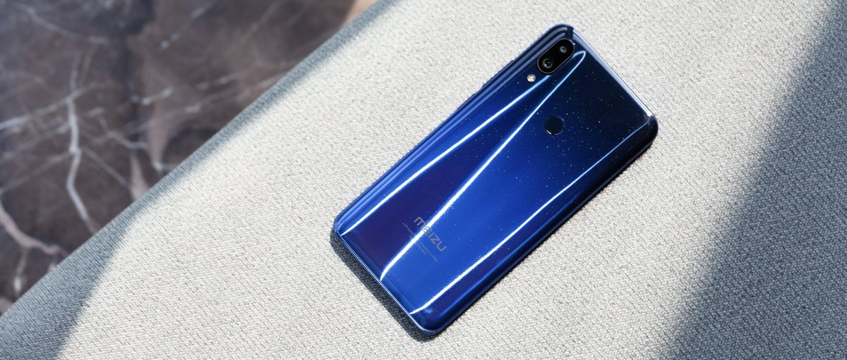 Meizu Note 9 Goes All Blue; Blue is All the Rage in Smartphones