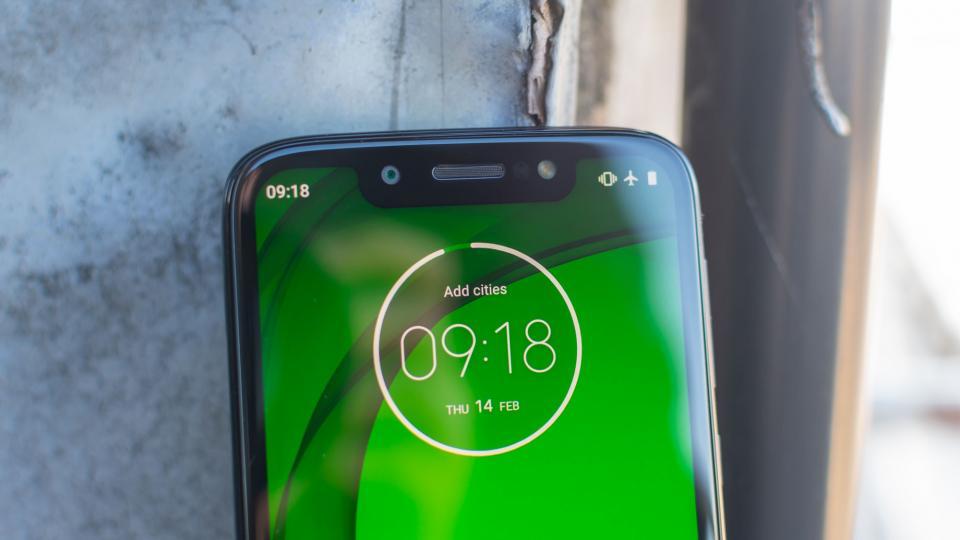 Motorola Moto G7 Play review: Motorola's cheap and (almost