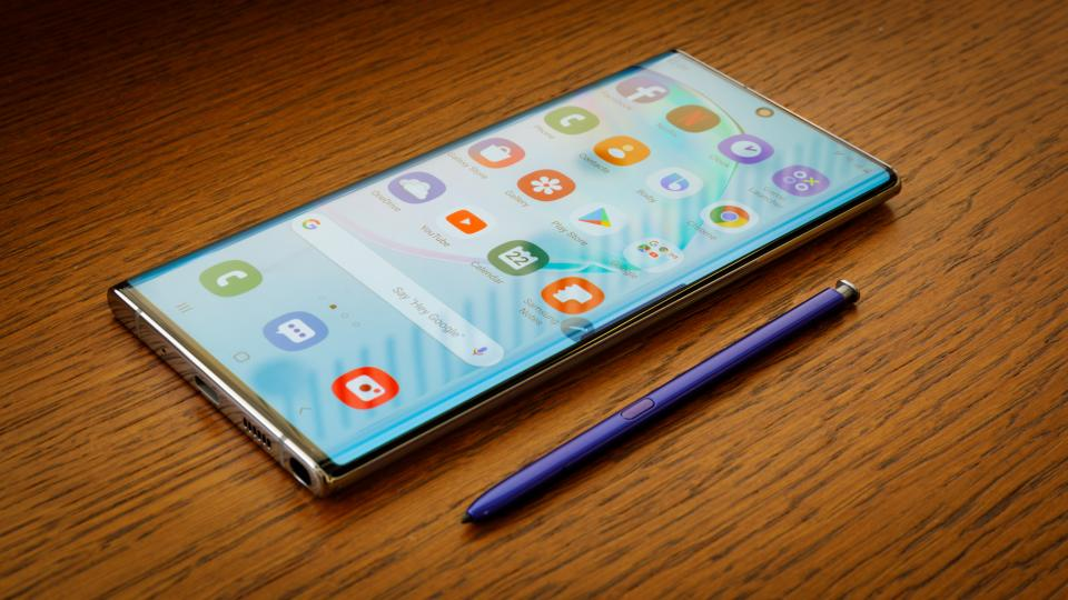 Samsung Galaxy Note 10 Plus review: Bigger, better, more expensive