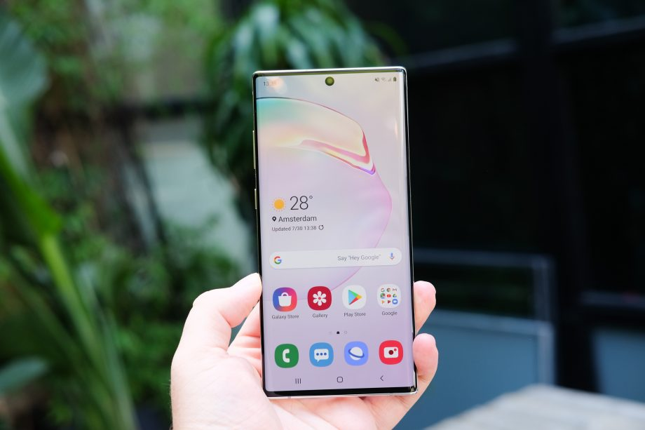 Samsung Galaxy Note 10 Plus Review: It's big and It's powerful