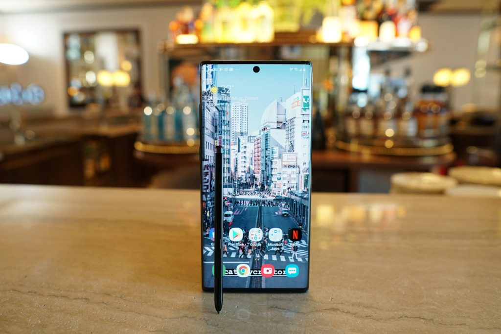 Samsung Galaxy Note 10+ Review: The First Note In Four Years To