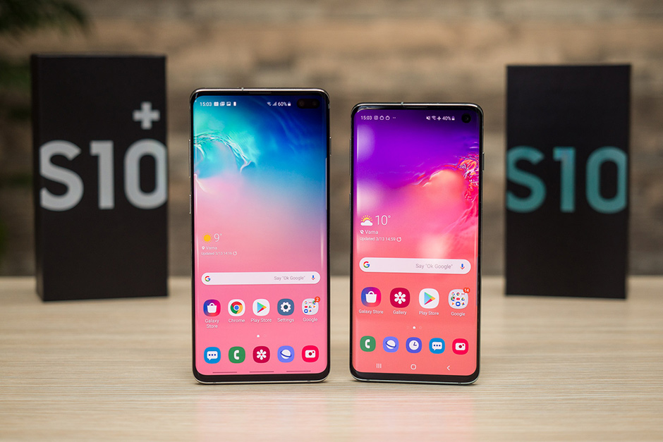 Samsung Galaxy S10 and S10+ Review - PhoneArena
