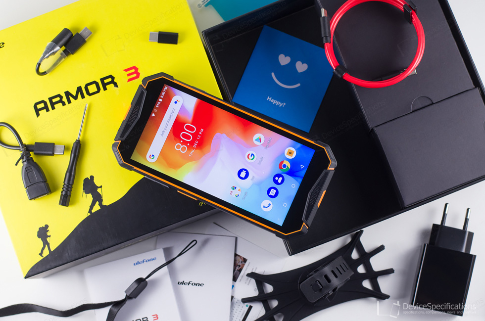 Ulefone Armor 3 Review