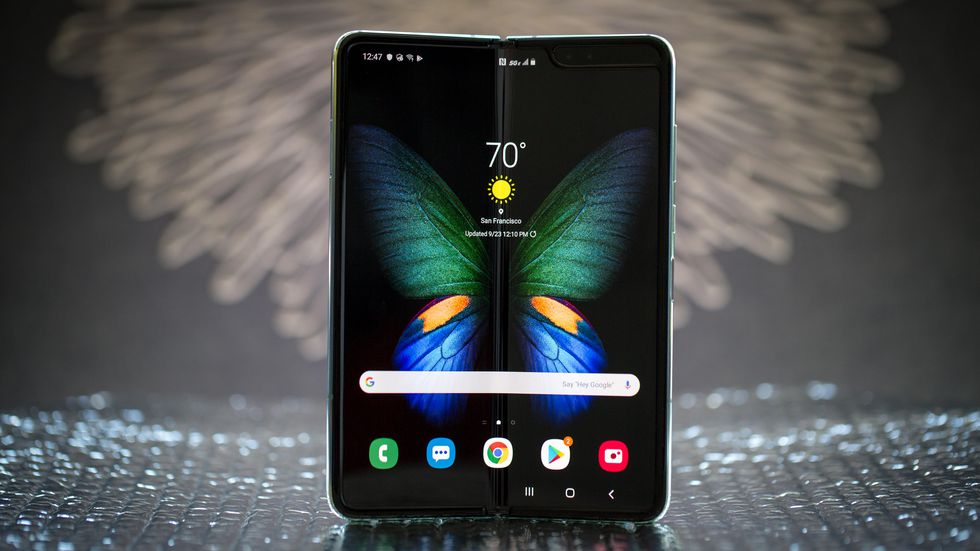 Galaxy Fold redesign: Here's how Samsung fixed its foldable phone