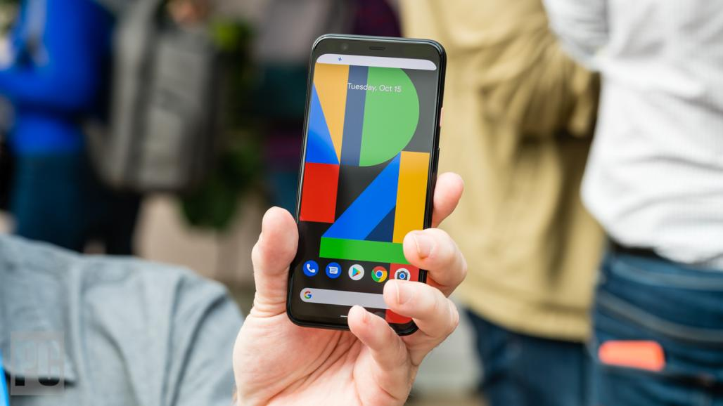 Google Pixel 4 Review | PCMag