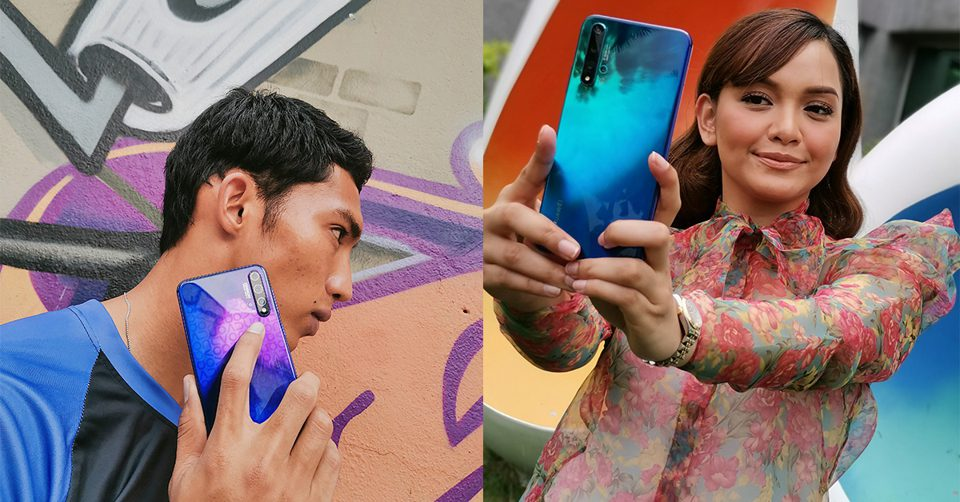Here's why HUAWEI nova 5T is a gamer's delight and a fashionista's