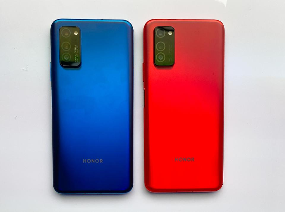 Honor V30 Hands-On: A $470 5G Phone With Huawei's Best Bits (But