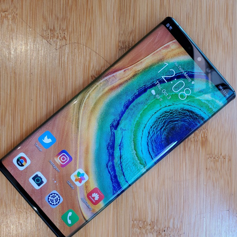 Huawei Mate 30 Pro full review: excellent handset, but lack of