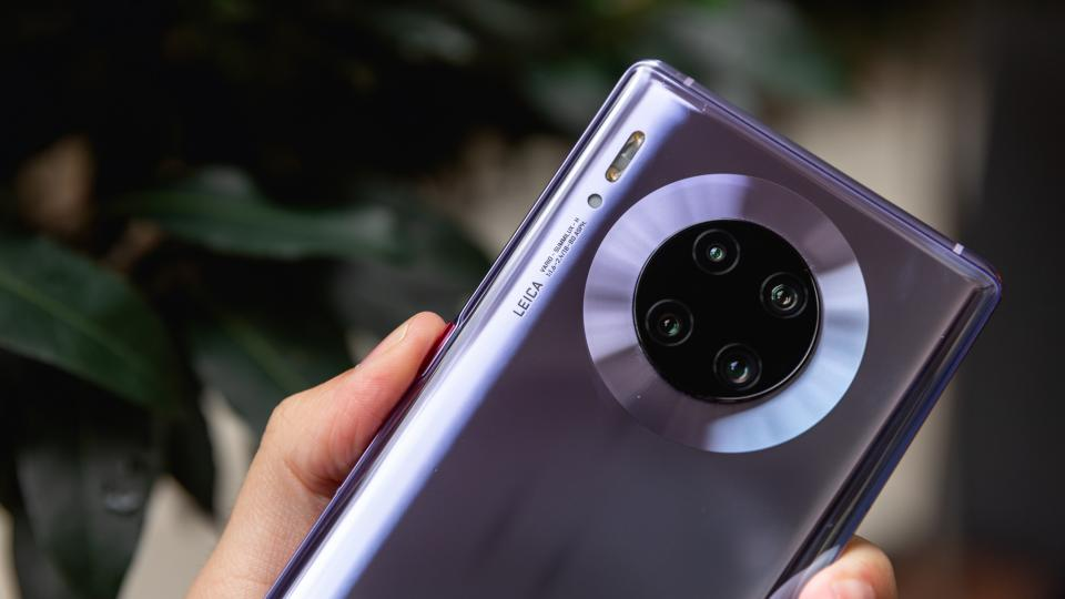 Huawei Mate 30 Pro: Great cameras but awful speakers