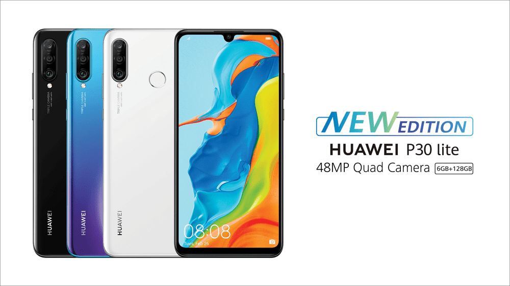 Huawei P30 Lite New Edition Available in Kenya Selling at Ksh 30,000