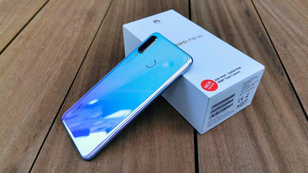 Huawei P30 Lite New Edition im Praxis-Test - COMPUTER BILD