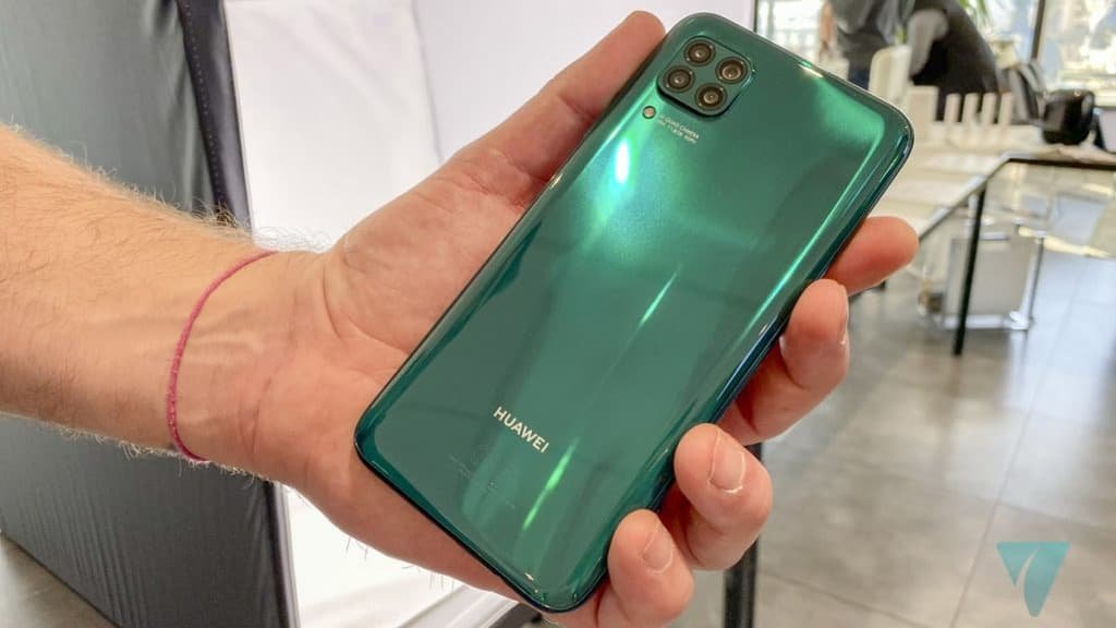 Huawei P40 Lite Launchd In Spain, Resembles The Huawei Nova 6 SE