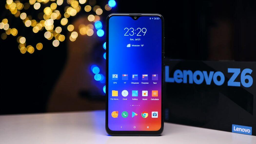 Lenovo Z6 Lite Review: Amazing Smartphone with Snapdragon 710