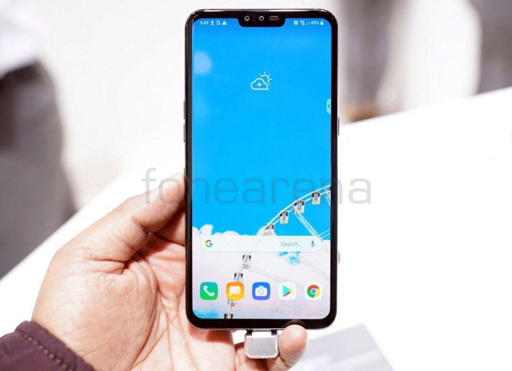 LG V50 ThinQ 5G to roll out starting from April 19, price revealed