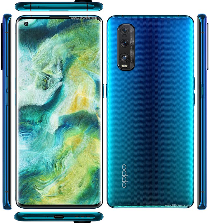Oppo Find X2 pictures, official photos