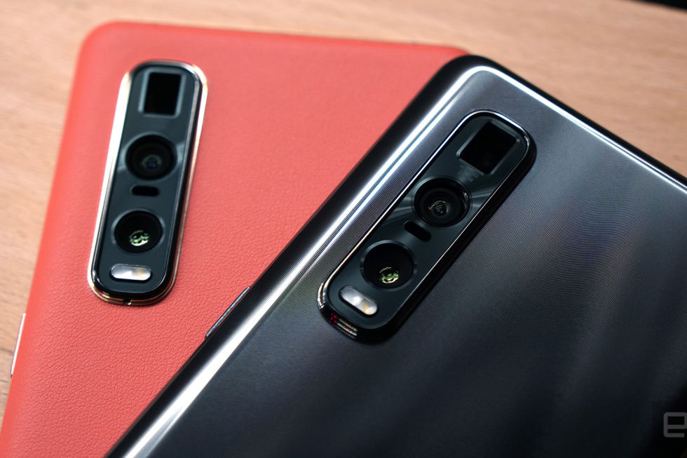 Oppo's Find X2 Pro is a huge, high-spec phone to rival the Galaxy