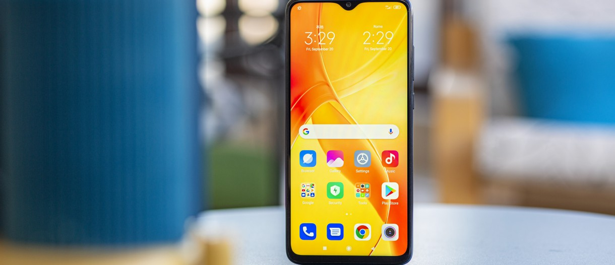 Redmi Note 8 Pro in for review - GSMArena.com news