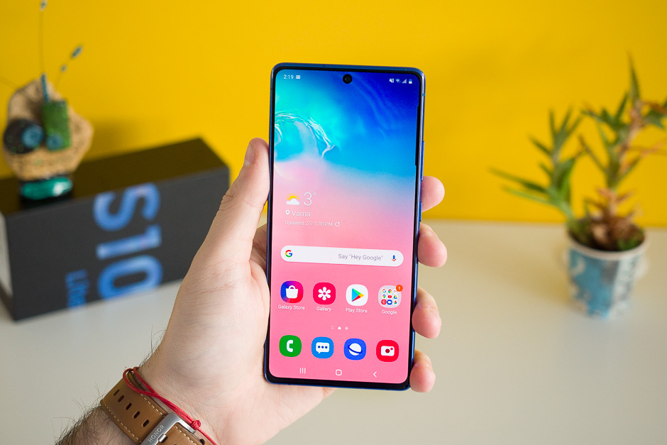 Samsung Galaxy S10 Lite review - PhoneArena
