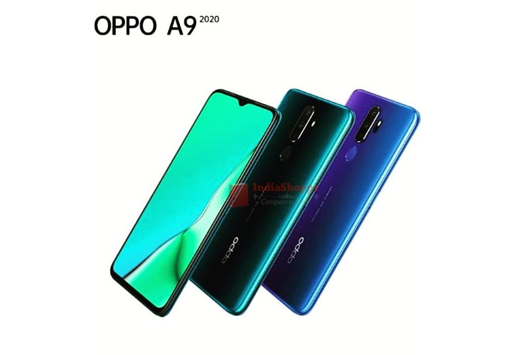 The OPPO A9 (2020) is allegedly leaked in full - NotebookCheck.net