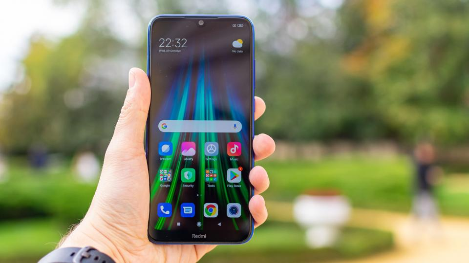 Xiaomi Redmi Note 8T hands on: Storming the budget battlefield