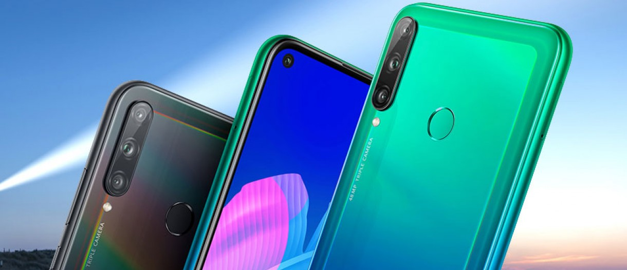 Huawei P40 Lite E launches in Europe as the cheapest P40 family
