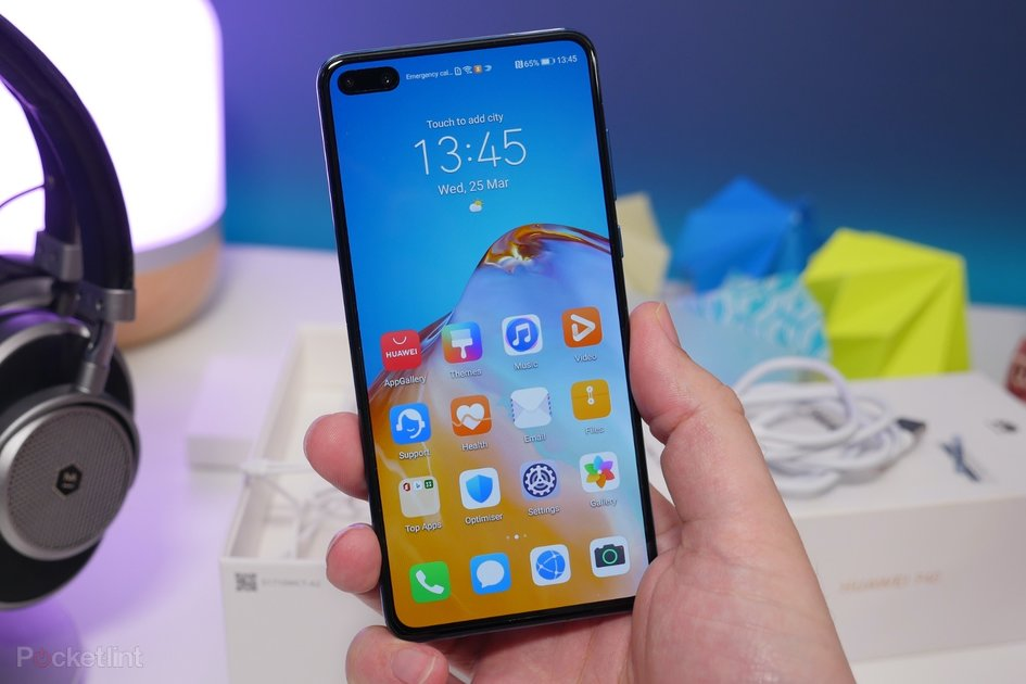 Huawei P40 review - Pocket-lint