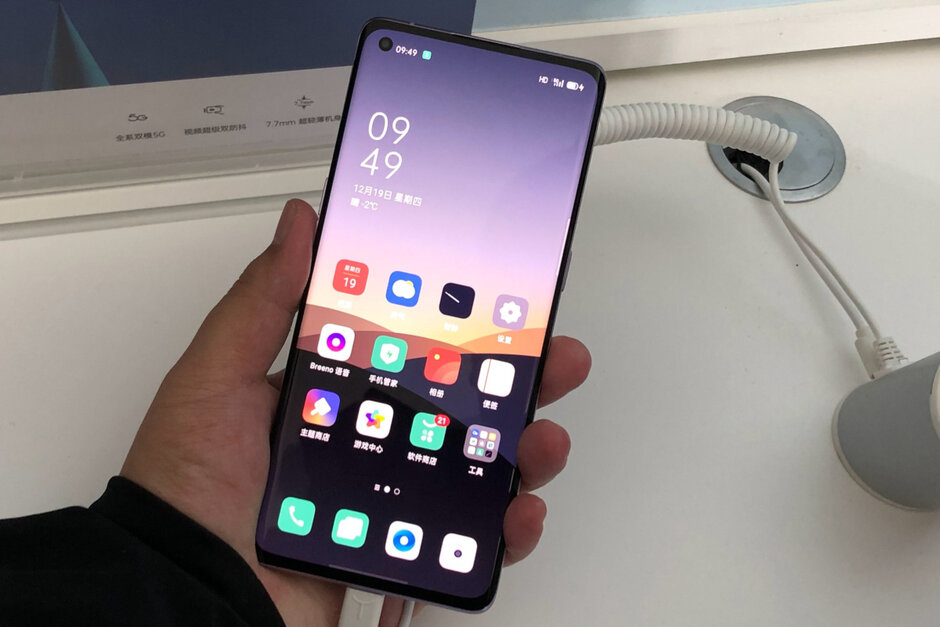 Live photos leak showing the Oppo Reno3 5G and the Oppo Reno3 Pro