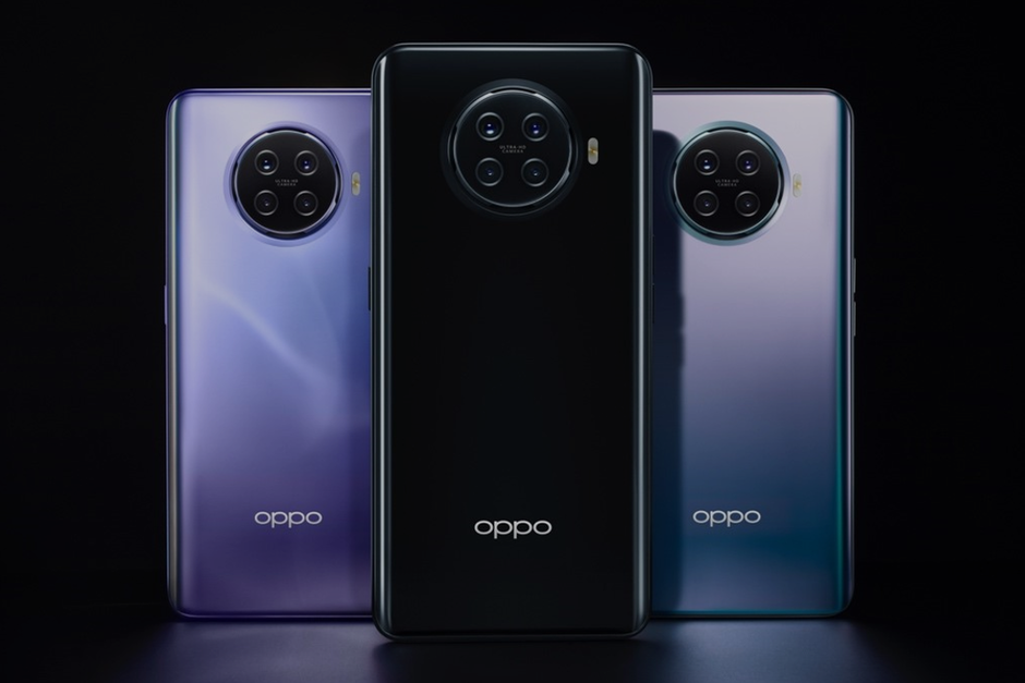 Newly announced 5G Oppo Ace2 features 40-watt wireless charging