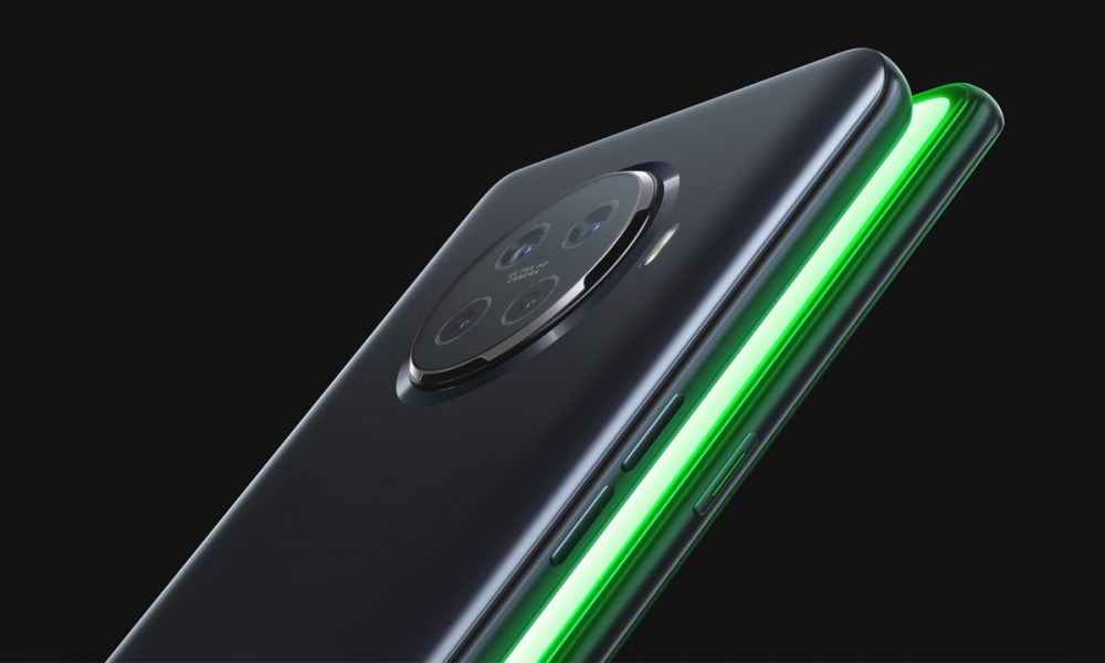 OPPO announces the Ace2, its first phone with wireless charging