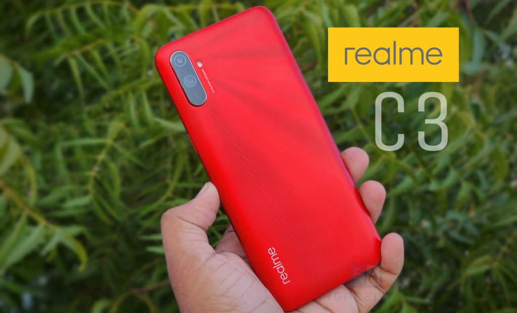 realme C3 Review: Third time's the charm!