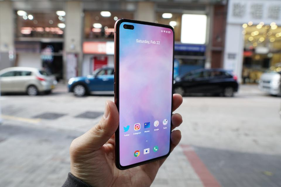 Realme X50 Pro Hands-On: India's First 5G Phone Is Also Europe's