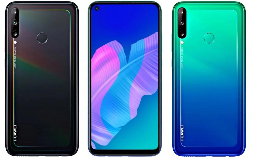 Смартфоны серии HUAWEI P40 lite представлены на российском рынке