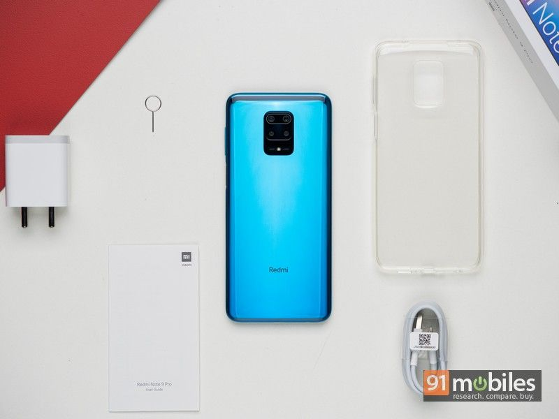 Xiaomi Redmi Note 9 Pro unboxing and first impressions   91mobiles.com