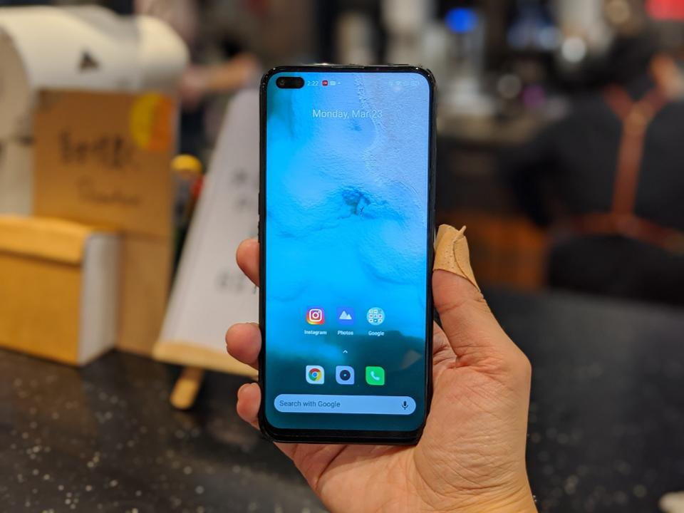 Realme 6 Pro And Redmi Note 9S: Oppo And Xiaomi's $200 Phones