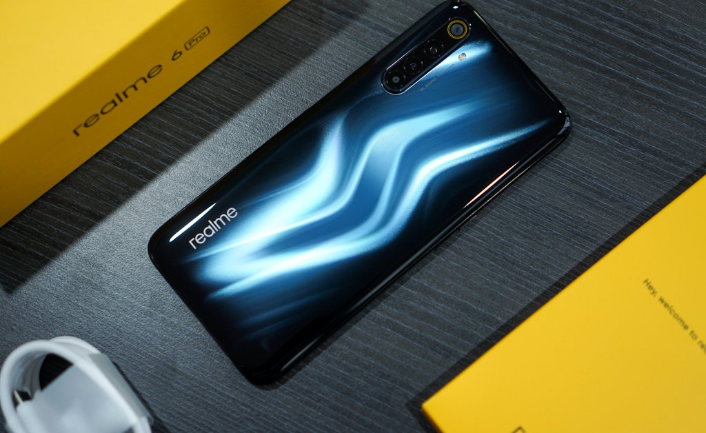 Realme 6 Pro Review: Eye-Catching Design, Six Cameras, Snapdragon