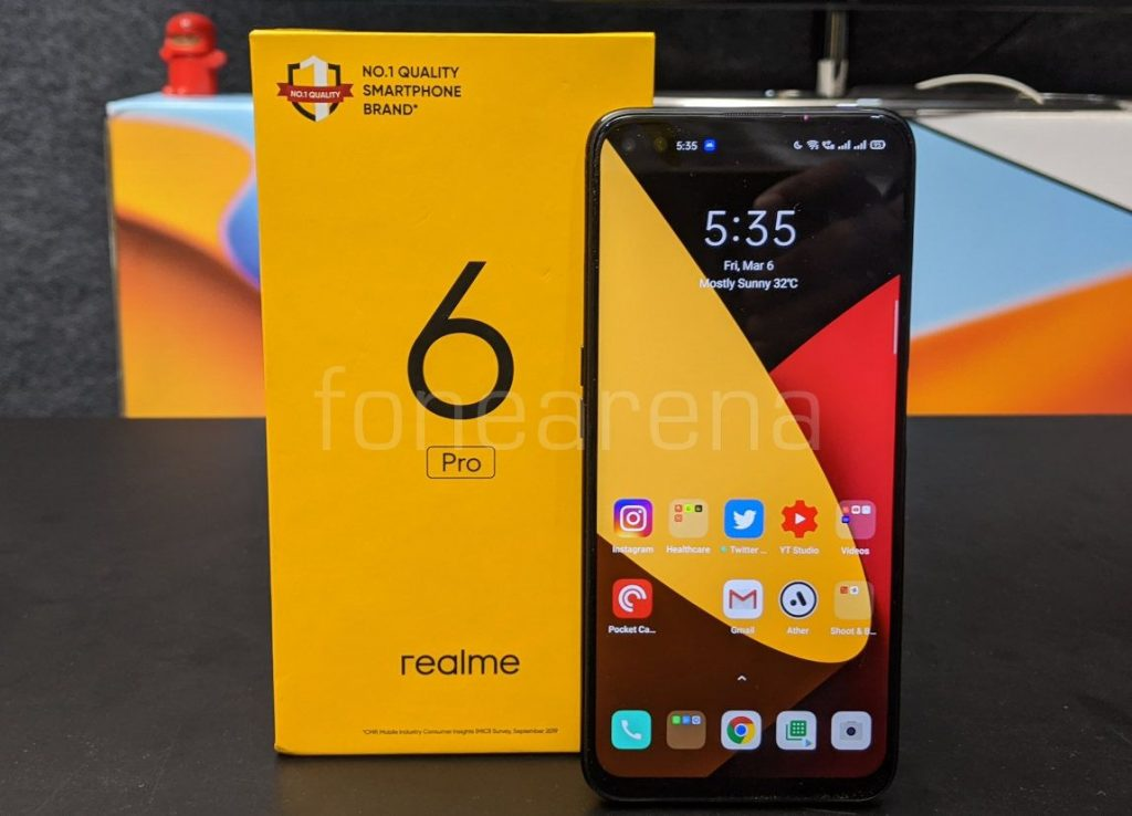 Realme 6 Pro Review: Good 90Hz mid-range phone, but for Rs. 16999?