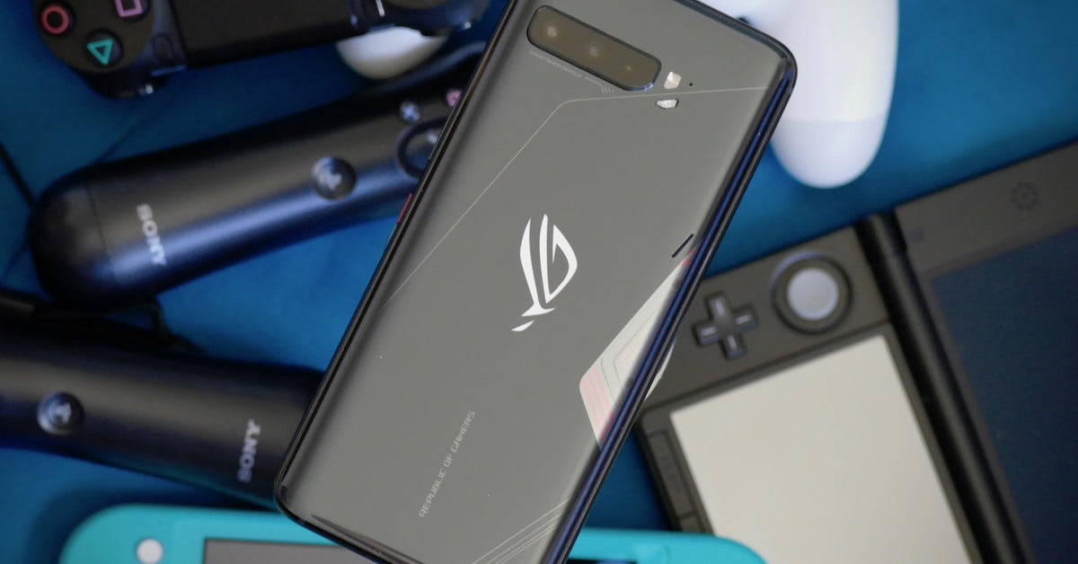 Asus ROG Phone 3 Review: An Incredible Feat Of Mobile Gaming