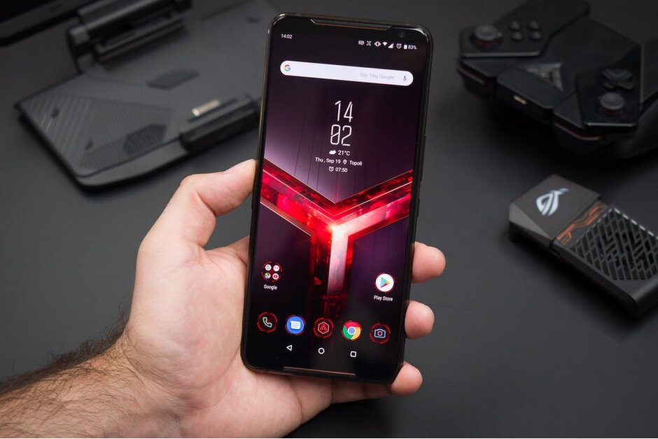 Asus ROG Phone 3 Review Full Specifications - Clicon