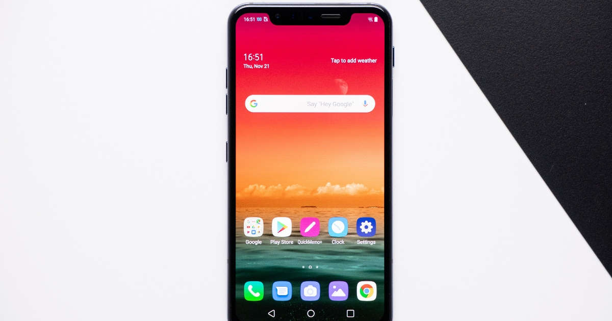 LG G8s ThinQ review | 91mobiles.com
