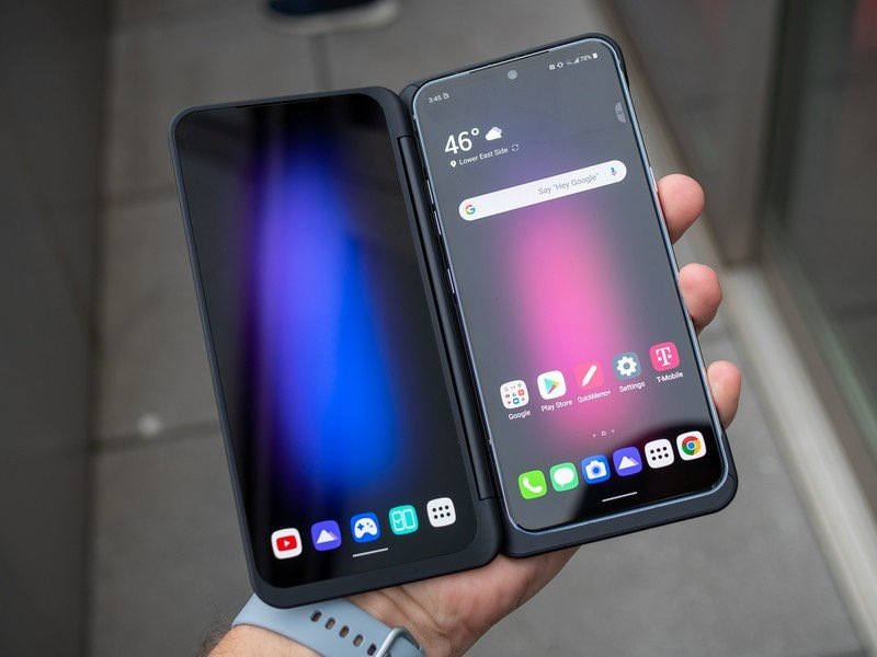 LG V60 hands-on review: Don't overlook this Galaxy S20+ competitor