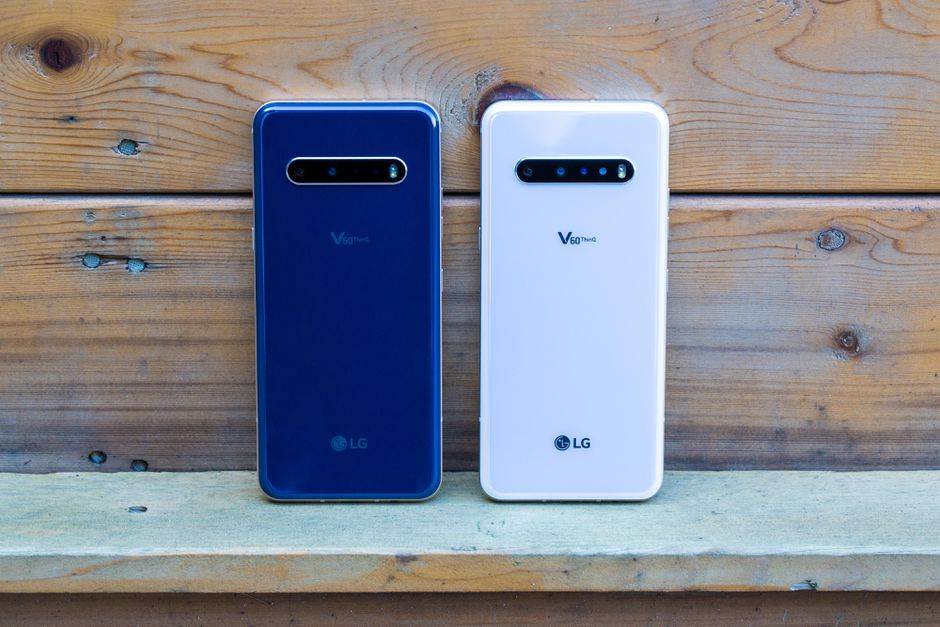LG V60 ThinQ 5G review: A less exciting but cheaper Galaxy S20