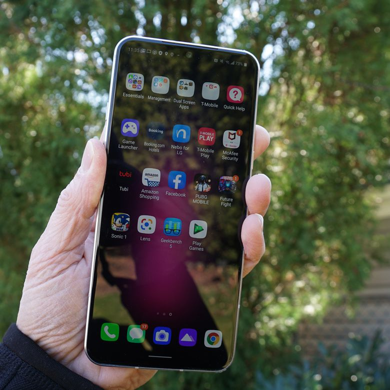 LG V60 ThinQ 5G Review