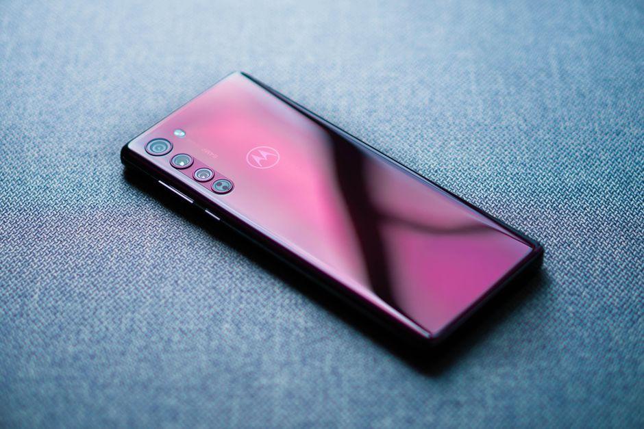 Motorola Edge: Análisis, comparativa, desempeño. - CNET en Español