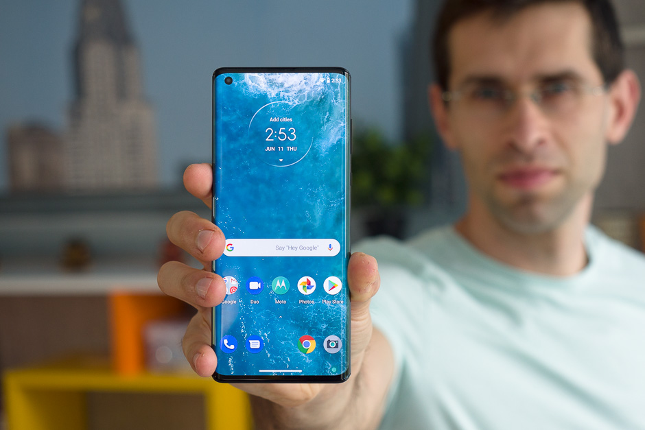 Motorola Edge Plus Review: Surprise of the year - PhoneArena