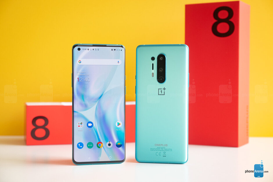 OnePlus 8 5G series cameras updated to introductory portrait